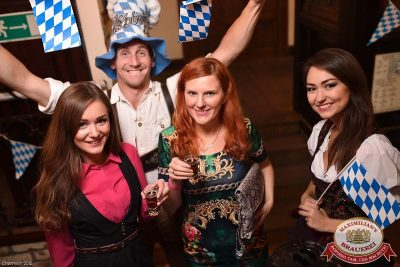 Октоберфест: Фестивальный уикенд. Выиграй тонну пива! 2 октября 2015 - Ресторан «Максимилианс» Уфа - 06