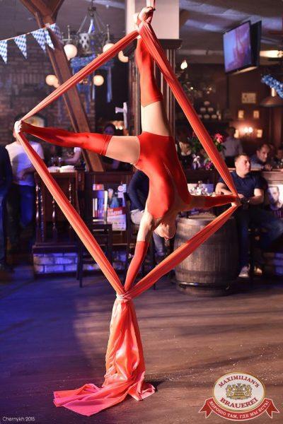 Октоберфест: Фестивальный уикенд. Выиграй тонну пива! 2 октября 2015 - Ресторан «Максимилианс» Уфа - 14