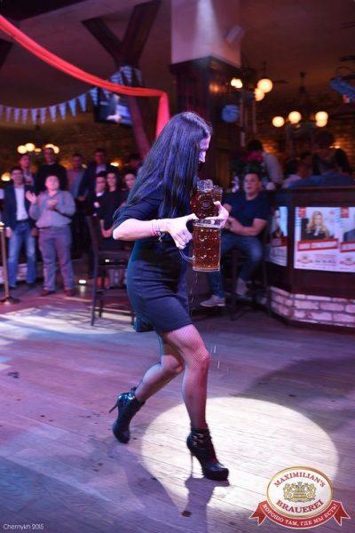 Октоберфест: Фестивальный уикенд. Выиграй тонну пива! 2 октября 2015 - Ресторан «Максимилианс» Уфа - 16