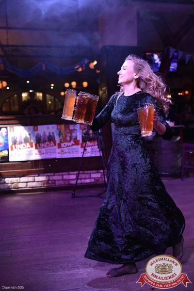 Октоберфест: Фестивальный уикенд. Выиграй тонну пива! 25 сентября 2015 - Ресторан «Максимилианс» Уфа - 02