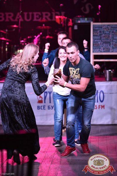 Октоберфест: Фестивальный уикенд. Выиграй тонну пива! 25 сентября 2015 - Ресторан «Максимилианс» Уфа - 19