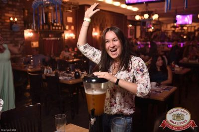Октоберфест: Фестивальный уикенд. Выиграй тонну пива! 25 сентября 2015 - Ресторан «Максимилианс» Уфа - 29