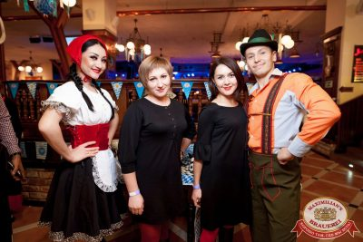 «Октоберфест-2017»: выбор пивной столицы, 29 сентября 2017 - Ресторан «Максимилианс» Уфа - 8