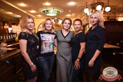 «Октоберфест-2017»: выбор пивной столицы и День именинника, 22 сентября 2017 - Ресторан «Максимилианс» Уфа - 57