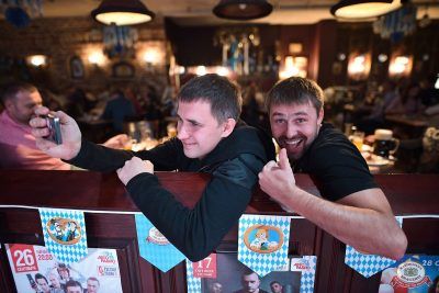 «Октоберфест-2018»: открытие. Выбор пивной столицы, 21 сентября 2018 - Ресторан «Максимилианс» Уфа - 35