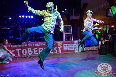 Открытие 204-го фестиваля живого пива«Октоберфест» с Dj Nagornaya, 19 сентября 2014 - Ресторан «Максимилианс» Уфа - 15