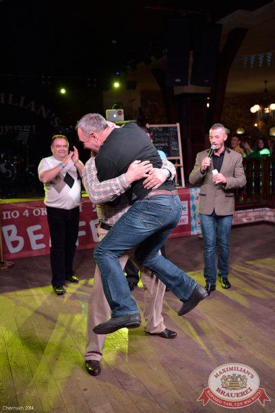 Открытие 204-го фестиваля живого пива«Октоберфест» с Dj Nagornaya, 19 сентября 2014 - Ресторан «Максимилианс» Уфа - 18