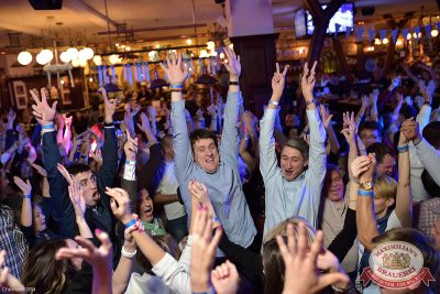 Открытие 204-го фестиваля живого пива«Октоберфест» с Dj Nagornaya, 19 сентября 2014 - Ресторан «Максимилианс» Уфа - 24