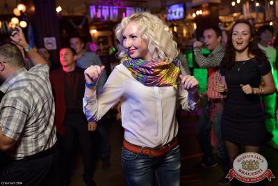 Открытие 204-го фестиваля живого пива«Октоберфест» с Dj Nagornaya, 19 сентября 2014 - Ресторан «Максимилианс» Уфа - 26