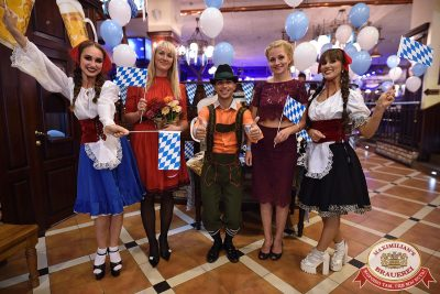 «Октоберфест-2017»: открытие. Выбор пивной столицы, 15 сентября 2017 - Ресторан «Максимилианс» Уфа - 3