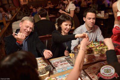 Оздоровительные вечеринки в «Максимилианс», 2 января 2015 - Ресторан «Максимилианс» Уфа - 10