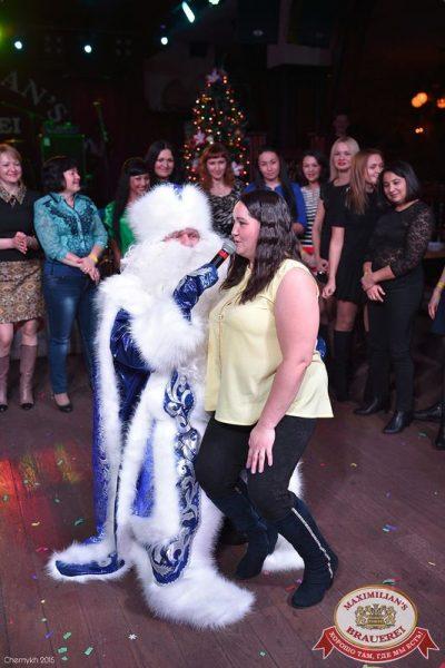 Письмо Деду Морозу: репетиция Нового года, 28 ноября 2015 - Ресторан «Максимилианс» Уфа - 14