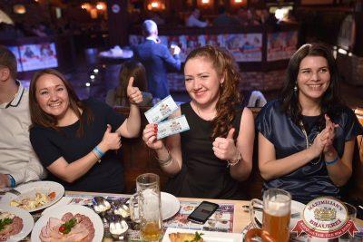 Похмельные вечеринки: вылечим всех! 2 января 2016 - Ресторан «Максимилианс» Уфа - 11