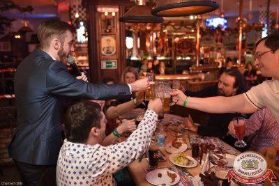 Похмельные вечеринки: вылечим всех! 3 января 2016 - Ресторан «Максимилианс» Уфа - 11