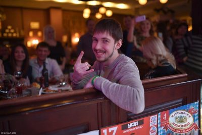 Похмельные вечеринки: вылечим всех! 3 января 2016 - Ресторан «Максимилианс» Уфа - 15