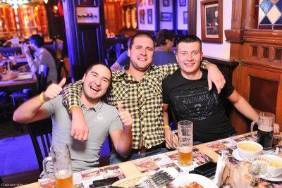 Похмельные вечеринки в «Максимилианс», 1 января 2014 - Ресторан «Максимилианс» Уфа - 11