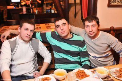 Похмельные вечеринки в «Максимилианс», 1 января 2014 - Ресторан «Максимилианс» Уфа - 17