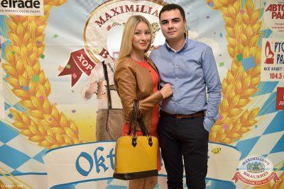 Специальный гость «Октоберфеста»: Сестры Зайцевы, 25 сентября 2014 - Ресторан «Максимилианс» Уфа - 05