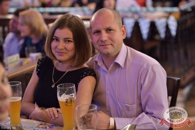 Специальный гость «Октоберфеста»: Сестры Зайцевы, 25 сентября 2014 - Ресторан «Максимилианс» Уфа - 28