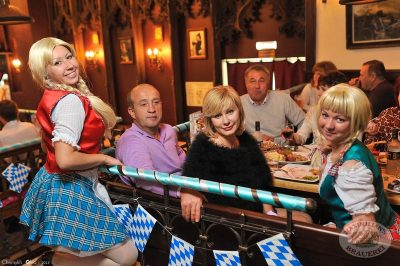 Старт 203-го фестиваля живого пива «Октоберфест», 20 сентября 2013 - Ресторан «Максимилианс» Уфа - 05