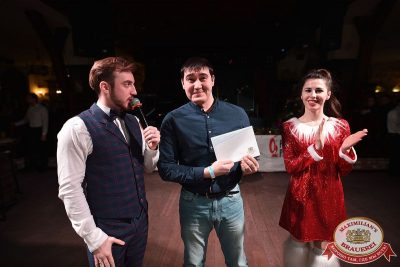 Super ПЯТНИЦА, 5 января 2018 - Ресторан «Максимилианс» Уфа - 22