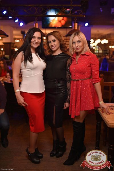 Света, 31 марта 2016 - Ресторан «Максимилианс» Уфа - 04