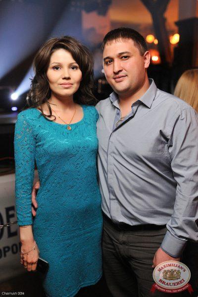 Света, 13 марта 2014 - Ресторан «Максимилианс» Уфа - 07