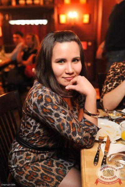Света, 13 марта 2014 - Ресторан «Максимилианс» Уфа - 12