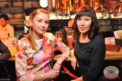 Света, 13 марта 2014 - Ресторан «Максимилианс» Уфа - 13