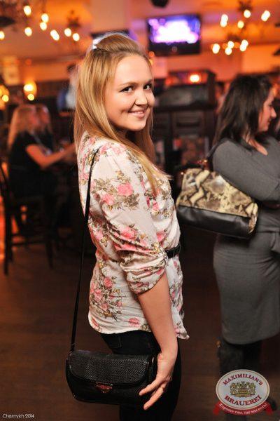 Света, 13 марта 2014 - Ресторан «Максимилианс» Уфа - 15