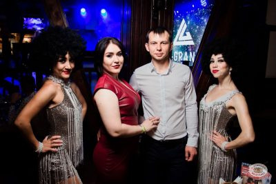 «Танцуй в стиле Диско» от «Авторадио», 14 сентября 2019 - Ресторан «Максимилианс» Уфа - 31