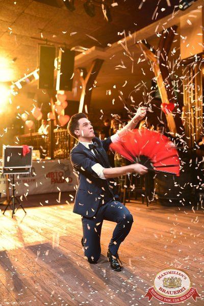 День святого Валентина: история любви, 14 февраля 2017 - Ресторан «Максимилианс» Уфа - 14