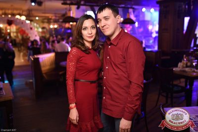 День святого Валентина: история любви, 14 февраля 2017 - Ресторан «Максимилианс» Уфа - 56