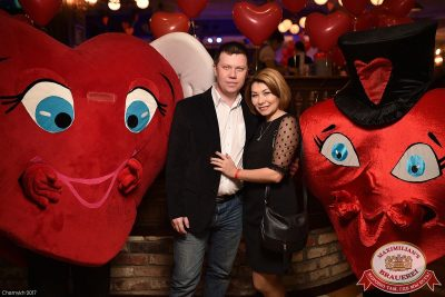 День святого Валентина: история любви, 14 февраля 2017 - Ресторан «Максимилианс» Уфа - 8