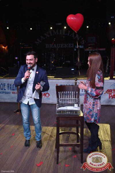 День святого Валентина, 13 февраля 2016 - Ресторан «Максимилианс» Уфа - 23