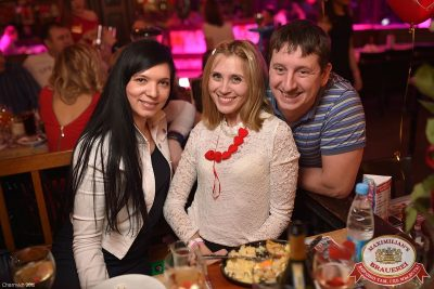День святого Валентина, 13 февраля 2016 - Ресторан «Максимилианс» Уфа - 33