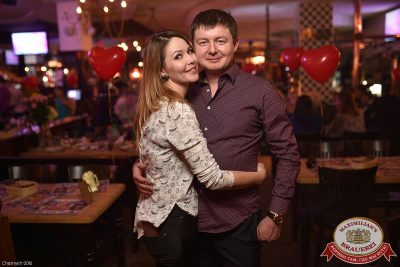 День святого Валентина, 13 февраля 2016 - Ресторан «Максимилианс» Уфа - 34
