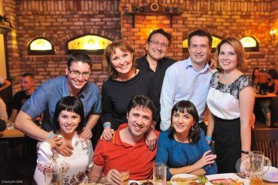 Вася Обломов, 9 ноября 2013 - Ресторан «Максимилианс» Уфа - 21