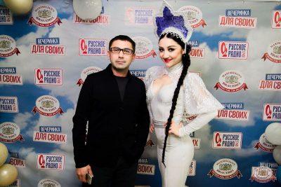 Вечеринка «Русского Радио» «Для своих», 11 октября 2019 - Ресторан «Максимилианс» Уфа - 4