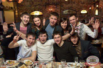 Резиденты «Максимилианс» ВИА «Волга-Волга» (Казань), 26 апреля 2014 - Ресторан «Максимилианс» Уфа - 20