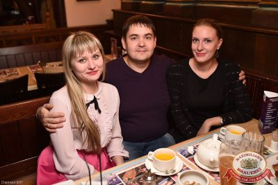 Владимир Кузьмин, 15 февраля 2017 - Ресторан «Максимилианс» Уфа - 22