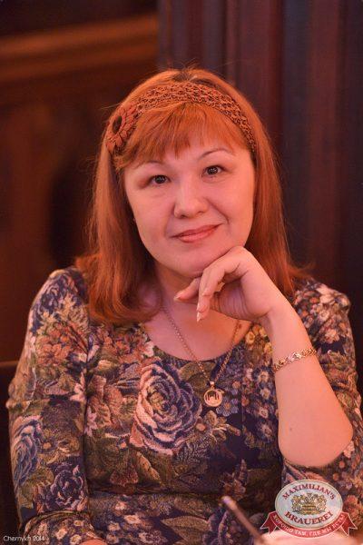 Владимир Кузьмин, 10 апреля 2014 - Ресторан «Максимилианс» Уфа - 27