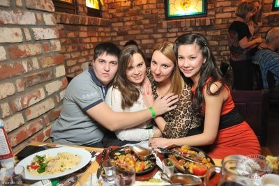 Резиденты «Максимилианс» группа «Волга-Волга», 23 ноября 2013 - Ресторан «Максимилианс» Уфа - 05