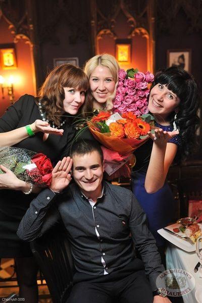 Резиденты «Максимилианс» группа «Волга-Волга», 23 ноября 2013 - Ресторан «Максимилианс» Уфа - 11