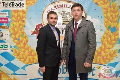 Уикенд уже близко, 2 октября 2014 - Ресторан «Максимилианс» Уфа - 05