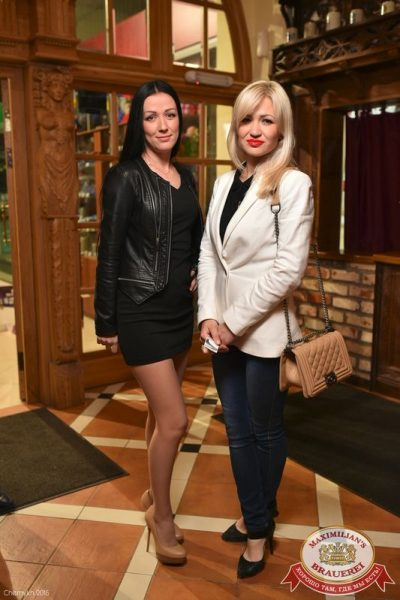 «Дыхание ночи»: White party, 12 июня 2015 - Ресторан «Максимилианс» Уфа - 05