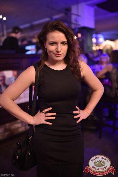 Международный женский день: вечеринка безфартуков, день первый, 7 марта 2015 - Ресторан «Максимилианс» Уфа - 36