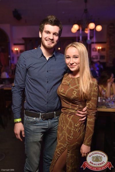 Международный женский день: вечеринка безфартуков, день второй, 8 марта 2015 - Ресторан «Максимилианс» Уфа - 07