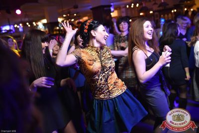 Международный женский день: вечеринка безфартуков, день второй, 8 марта 2015 - Ресторан «Максимилианс» Уфа - 26