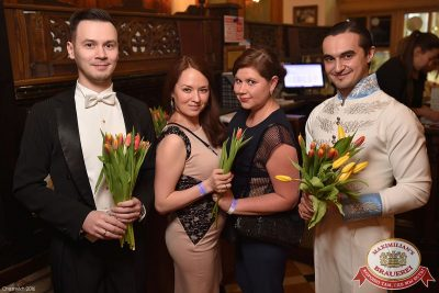 Международный женский день, 7 марта 2016 - Ресторан «Максимилианс» Уфа - 01